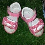 Ортопедические сандалии(канарейка). Фото 1. Электросталь.