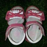 Ортопедические сандалии(канарейка). Фото 2. Электросталь.