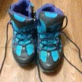 Ботинки осенне-зимние. Фото 4.