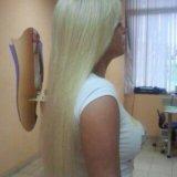 Коррекция нарощенных волос. Фото 2. Казань.