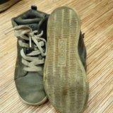 Ботинки экко. Фото 1.