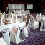 Оформление банкетного зала на свадьбу. Фото 2.