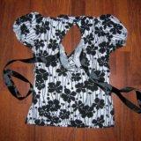 Блузка нарядная. Фото 1.