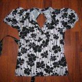 Блузка нарядная. Фото 2.
