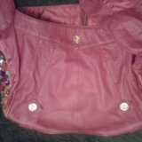 Натуральная кожанная короткая куртка. Фото 2.