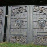 Ворота. Фото 3.