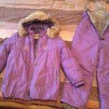 "Детская зимняя куртка  ""lenne"". Фото 2."