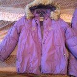 "Детская зимняя куртка  ""lenne"". Фото 1."