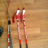 Лыжный комплект (лыжи, палки, ботинки, крепления). Фото 3. Ижевск.