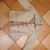 Куртка детская burberry оригинал. Фото 1.