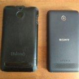 Sony e1. Фото 1. Тюмень.