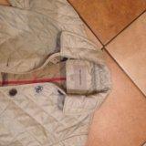 Куртка детская burberry оригинал. Фото 2. Москва.