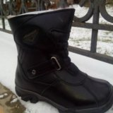Зимние сапоги новые. Фото 1.