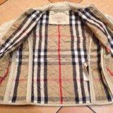 Куртка детская burberry оригинал. Фото 4.