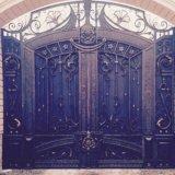 Ворота. Фото 4.