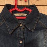 Рубашка джинсовая. Фото 3.