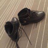 Полусапожки ,ботинки демисезонные. Фото 2.