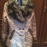 Женское осеннее пальто. Фото 1.