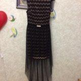 Платье(одето 1 раз). Фото 2.