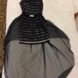 Платье(одето 1 раз). Фото 1.