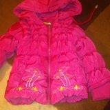 Куртка осень (89992341492). Фото 1.