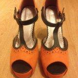 Туфли босоножки  женские. Фото 1.