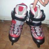 Детские коньки для мальчиков. Фото 2.