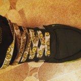 Кроссовки зимние ботинки 36 размер женские детские. Фото 2. Омск.