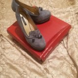 Туфли, замша. Фото 2.