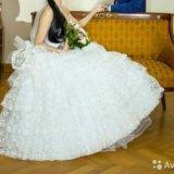 Свадебное платье. Фото 2. Пенза.