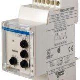 Реле контроля повышенного/пониженного тока. Фото 1.