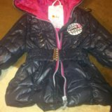 Куртка, пальто  осень (89992341492). Фото 2.