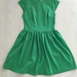 Платье трикотажное. Фото 3.