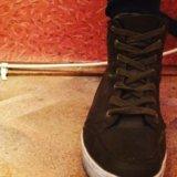Сапожки демисезонные 36 ботиночки обувь женская. Фото 1.