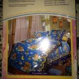 Комплект постельного белья новый. Фото 1.