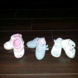 Детская обувь за все 500 руб. Фото 1.