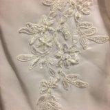 Платье свадебное белое р.42-44 s. Фото 4.
