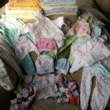 Пакетом для новорождённого. Фото 1.