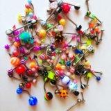 Сережки для пирсинга. Фото 1. Нижневартовск.
