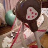 Электронные качели baby care. Фото 3.