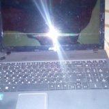 На запчасти ноутбук acer. Фото 1.