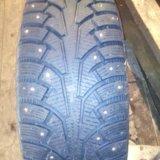Зимние r17 4 шины 235/65/17 шипы нокия хакапелита5. Фото 3.