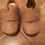 Детские ботиночки 19 размер. Фото 3. Новороссийск.