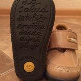 Детские ботиночки 19 размер. Фото 1. Новороссийск.