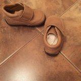 Детские ботиночки 19 размер. Фото 4. Новороссийск.