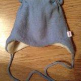 Зимняя шапочка reima для новорожденного. Фото 1.