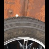 Диски новые 139.6 с резиной. Фото 1. Санкт-Петербург.