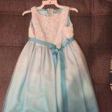 "Нарядное платье ""kid's dream"". Фото 2."