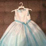 "Нарядное платье ""kid's dream"". Фото 1."