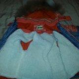 Зимний комплект на девочку (полукомб + куртка). Фото 3. Химки.